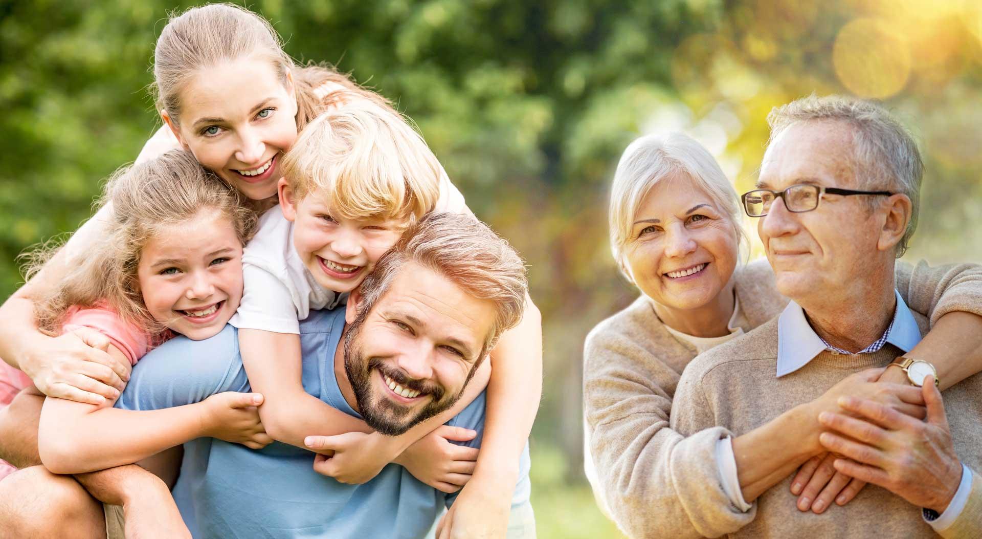 Wohnungen für Generationen