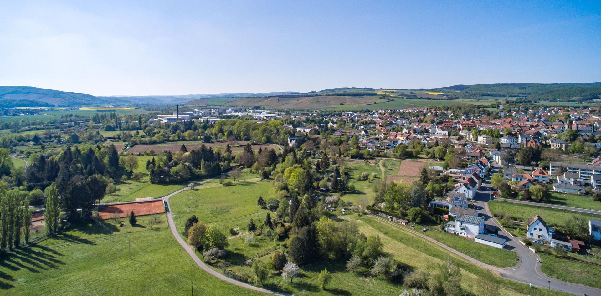 Bad Sobernheim Südansicht