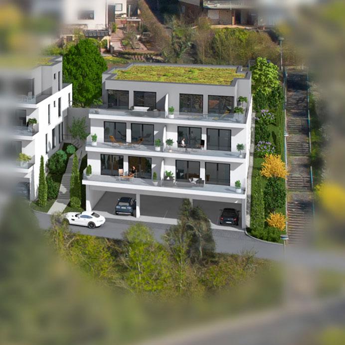 Haus 1 mit 7 Eigentumswohnungen